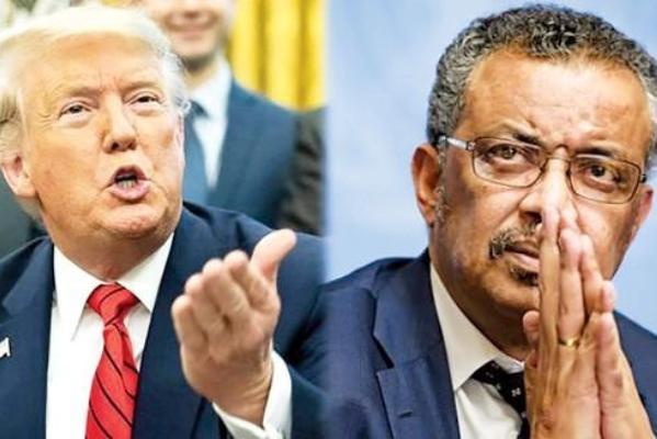 Tổng thống Trump tuyên bố Mỹ tuyệt giao với WHO