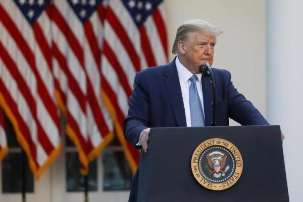 Ông Trump tuyên bố Mỹ điều tra giả thuyết coronavirus liên quan phòng thí nghiệm ở Vũ Hán