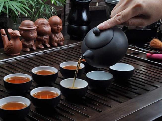 Pha trà ngon như thế nào