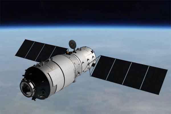 Trạm vũ trụ của Trung Quốc sắp rơi xuống Trái đất