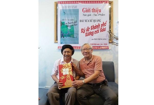 Nhà văn Trần Trung Sáng ra mắt tác phẩm về dấu tích Đà Nẵng xưa