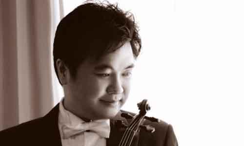 Nghệ sĩ violin Trần Hữu Quốc về nước biểu diễn