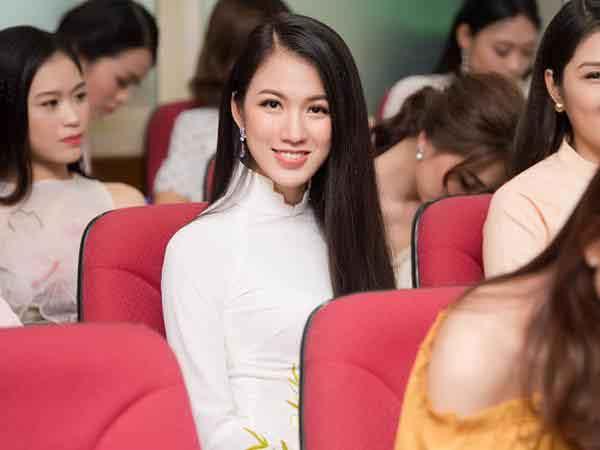 'Mỹ nhân' đài VTV trở lại dự thi Hoa hậu Việt Nam 2018