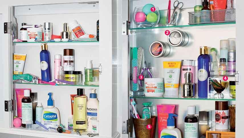 6 đồ vật chị em không nên để trong phòng tắm