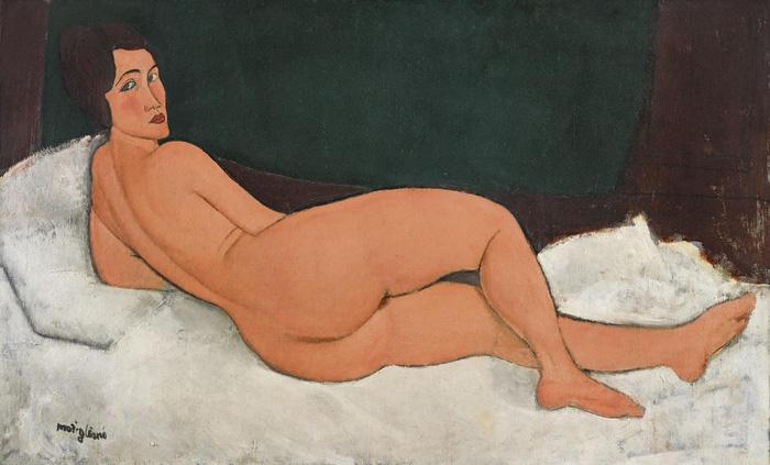 Một bức họa vẽ phụ nữ khỏa thân được bán với giá 157 triệu USD