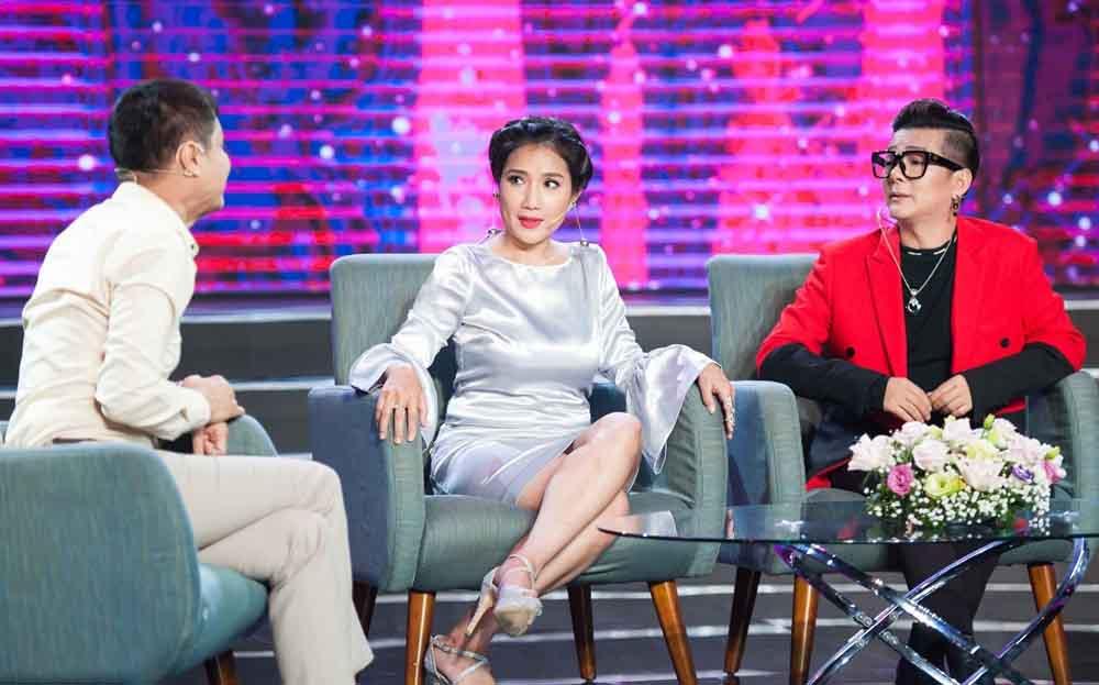 Lê Hoàng lại khiến cộng đồng mạng tranh luận vì lỡ tố chồng cũ Cát Tường