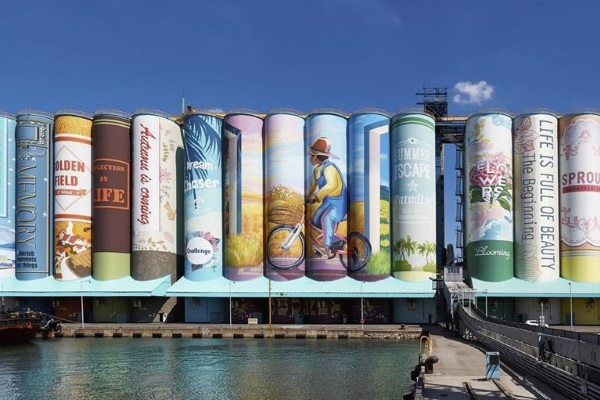 Kỷ lục Guiness bức tranh tường lớn nhất thế giới