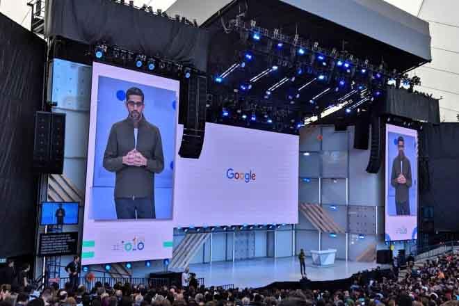 Trí tuệ nhân tạo 'lên ngôi' tại Google I/O 2018