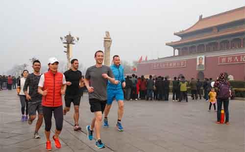 Facebook bị rút giấy phép tại Trung Quốc