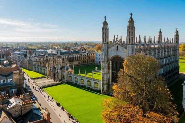 Những trường đại học danh tiếng trên thế giới