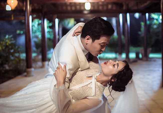 Nhã Phương và Trường Giang sắp làm lễ cưới?