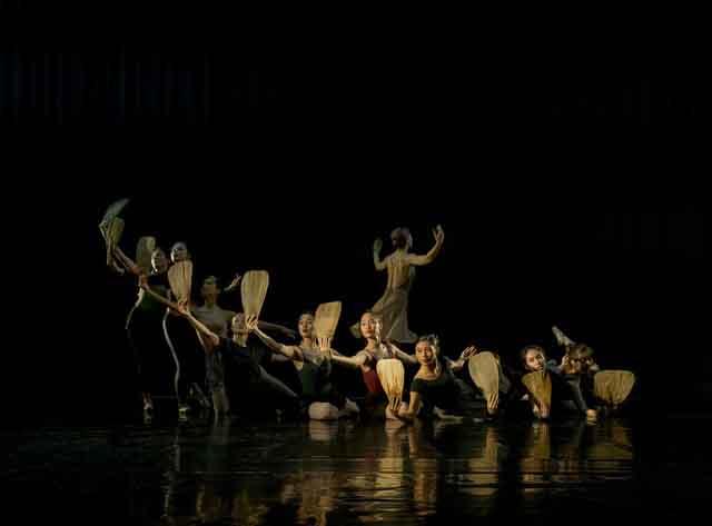 Truyện Kiều lần đầu được dựng bằng hình thức vở diễn ballet