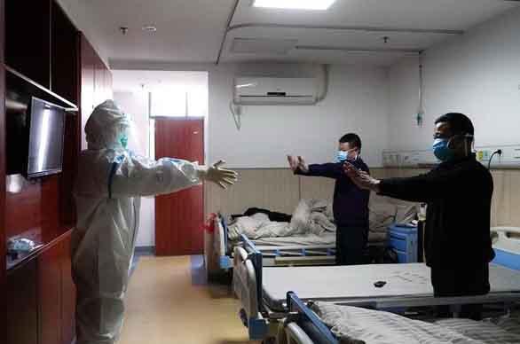 Trung Quốc: Số ca xuất viện cao hơn số ca nhiễm mới