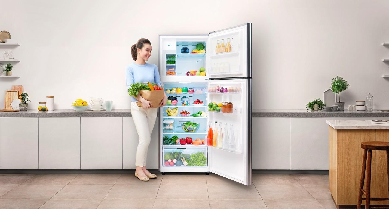 Sử dụng tủ lạnh đúng cách để tiết kiệm điện