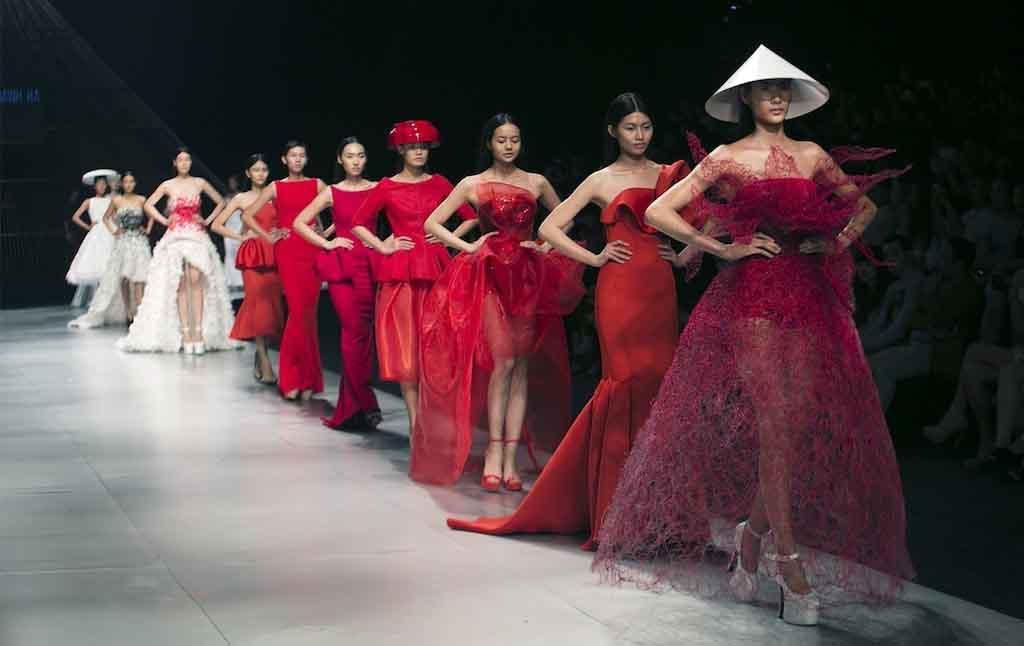 Tuần lễ thời trang quốc tế Việt Nam Thu - Đông 2018