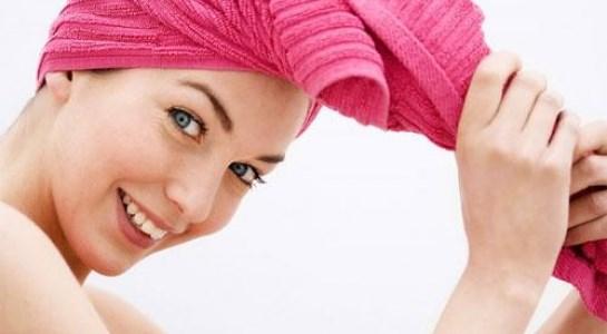 Chăm sóc tóc khô