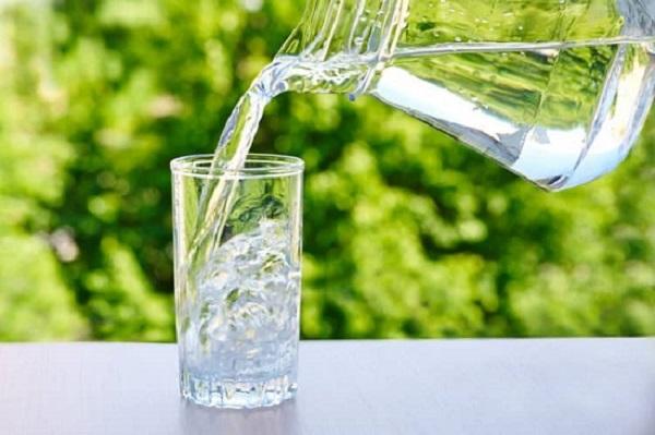 Nước lọc và tác dụng giảm cân bất ngờ