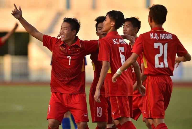 Tìm thế hệ vàng từ U-16 Việt Nam