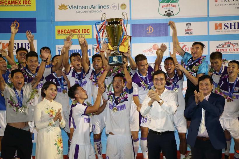 CLB Hà Nội lần thứ 5 vô địch U.21 Quốc gia