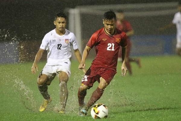 [Trực tiếp] Trận đấu tranh chung kết U.21 Quốc tế | Việt Nam - Myanma