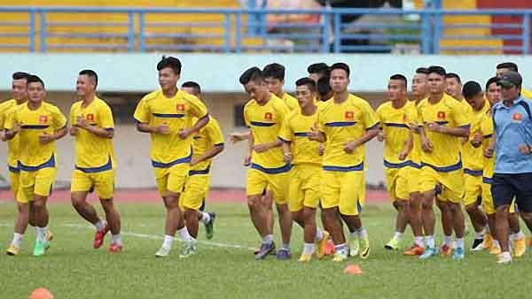 Lộ diện đội hình chính U21 Việt Nam: 7 cầu thủ HAGL