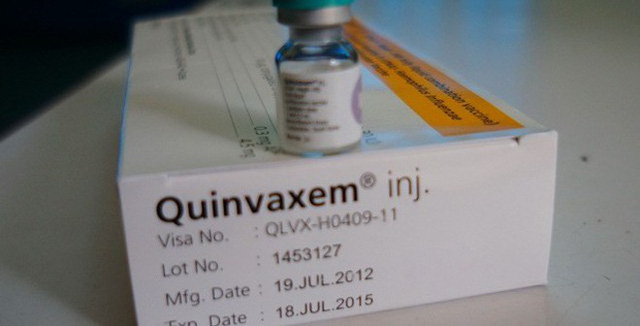 Vắc xin 5 trong 1 Quinvaxem do Hàn Quốc sản xuất ngưng sử dụng ở Việt Nam