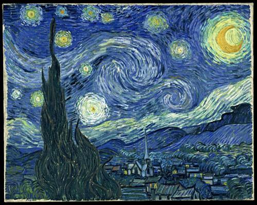 Ấn tượng phản chiếu: Van Gogh và tác phẩm