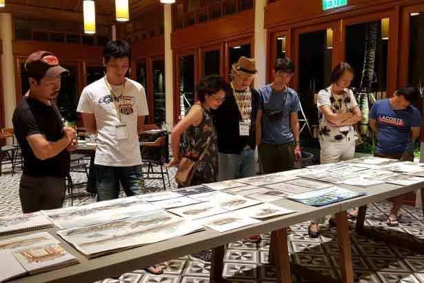 Hơn 50 nghệ sĩ tái hiện 'phố bên đồi' kỷ niệm 125 năm thành phố Đà Lạt
