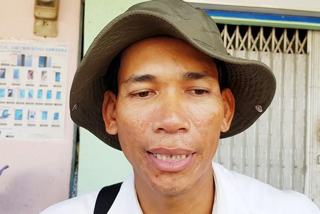 Sóc Trăng: Anh bán vé số nghèo đã trở thành công chức