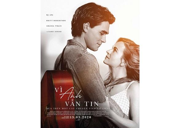 Tháng của những bộ phim 'ngọt' hơn cả tình yêu