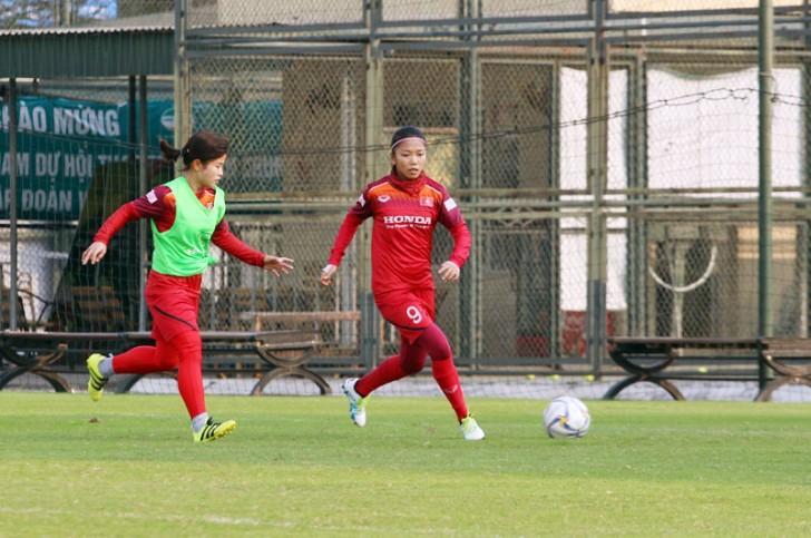 Đội tuyển Việt Nam quyết giành vé tham dự Olympic Tokyo 2020