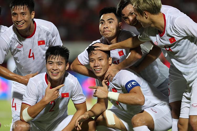 Vòng loại World Cup 2022 - Việt Nam tiếp tục giành chiến thắng