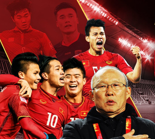 Việt Nam tiếp tục dẫn đầu Đông Nam Á trên bảng xếp hạng của FIFA