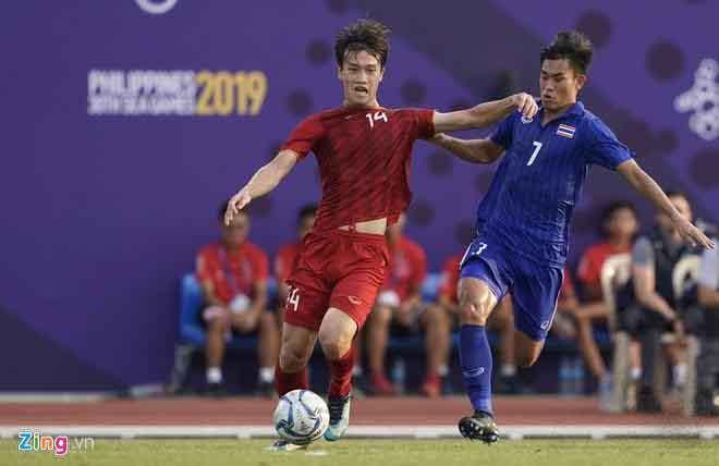 Không thắng Việt Nam, Thái Lan đành rời SEA Games từ vòng bảng