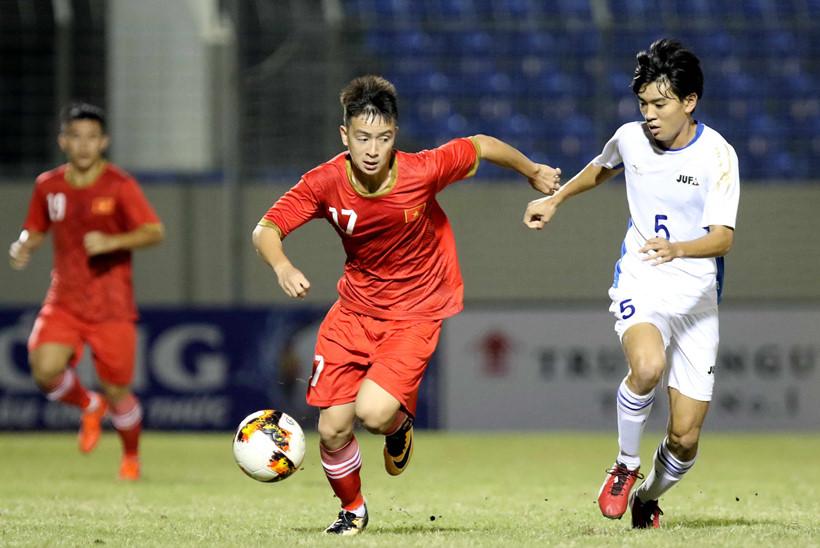 U.21 Việt Nam đăng quang giải Quốc tế 2019