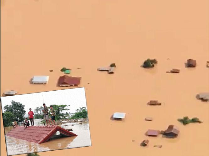 Bầu Đức thuê máy bay giải cứu 26 công nhân mắc kẹt Lào