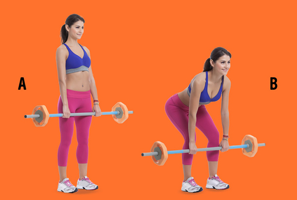 4 động tác này sẽ giúp bạn cải thiện kích thước vòng ba
