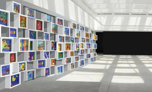 Hành trình nhựa - Giới thiệu tác phẩm nghệ thuật từ nhựa đã qua sử dụng