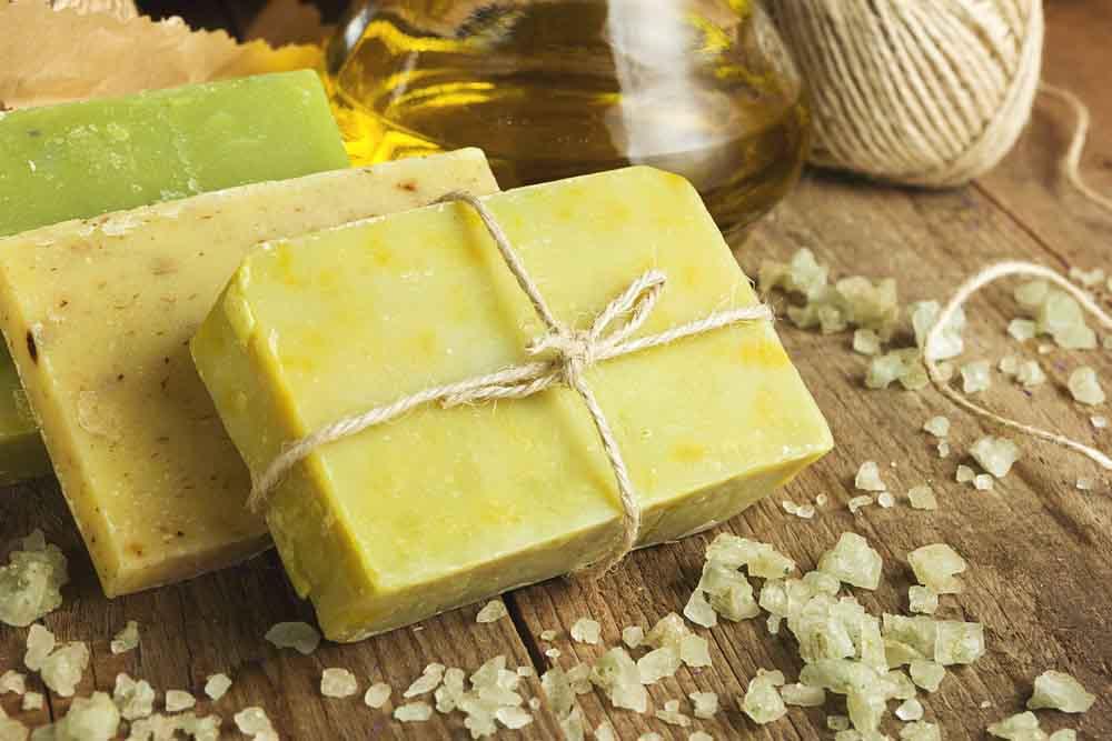 Xà phòng hữu cơ - Dịu nhẹ cho làn da khỏe khoắn