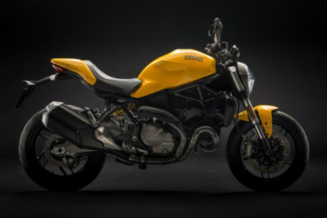 2018 Ducati Monster 821 về Việt Nam, đắt hơn Hyundai i10