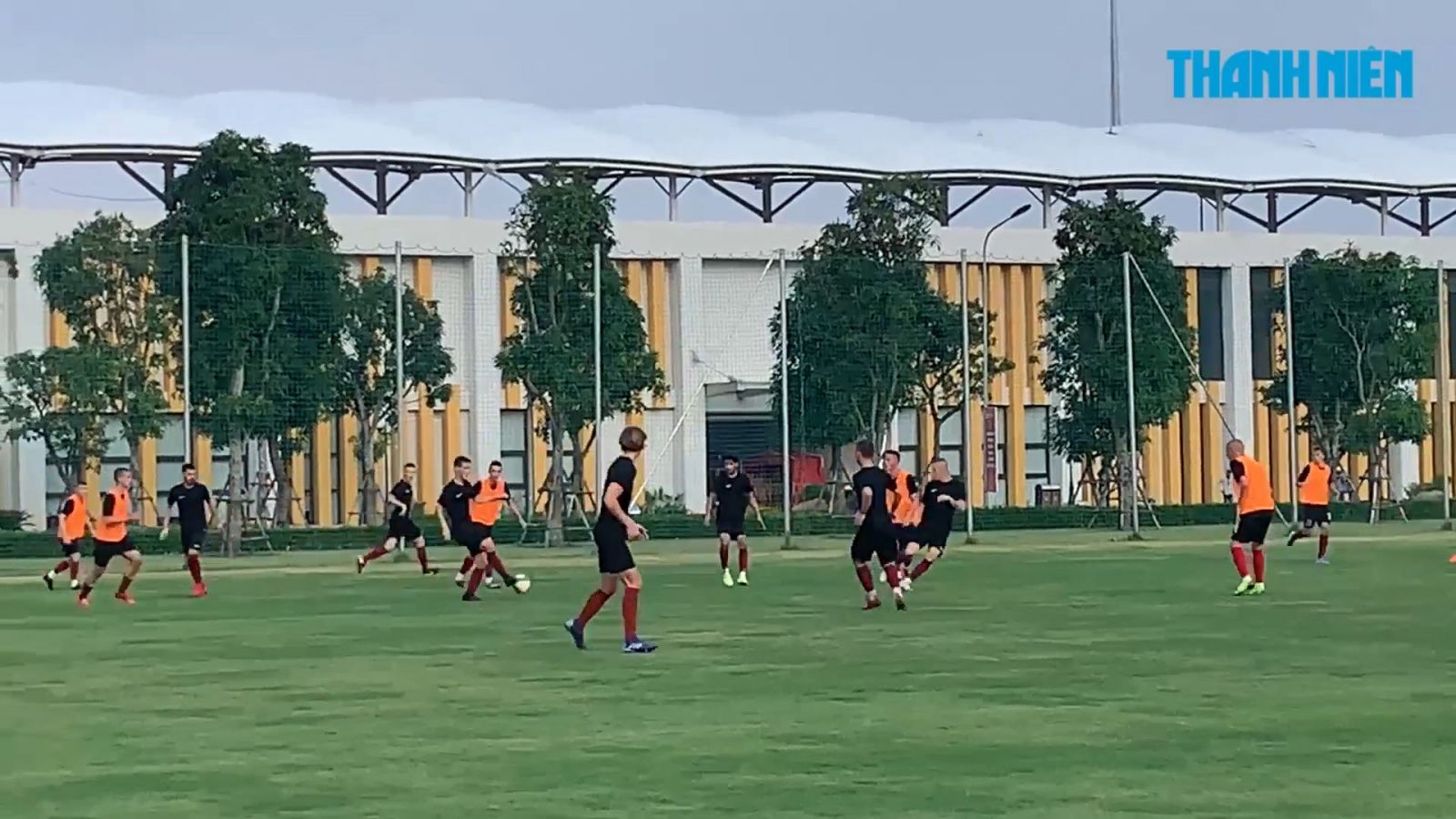 FK Sarajevo trước thềm giải U.21 Quốc tế 2019