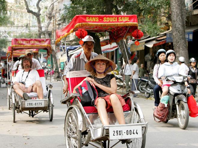Hà Nội cấm xích lô du lịch, vì sao?