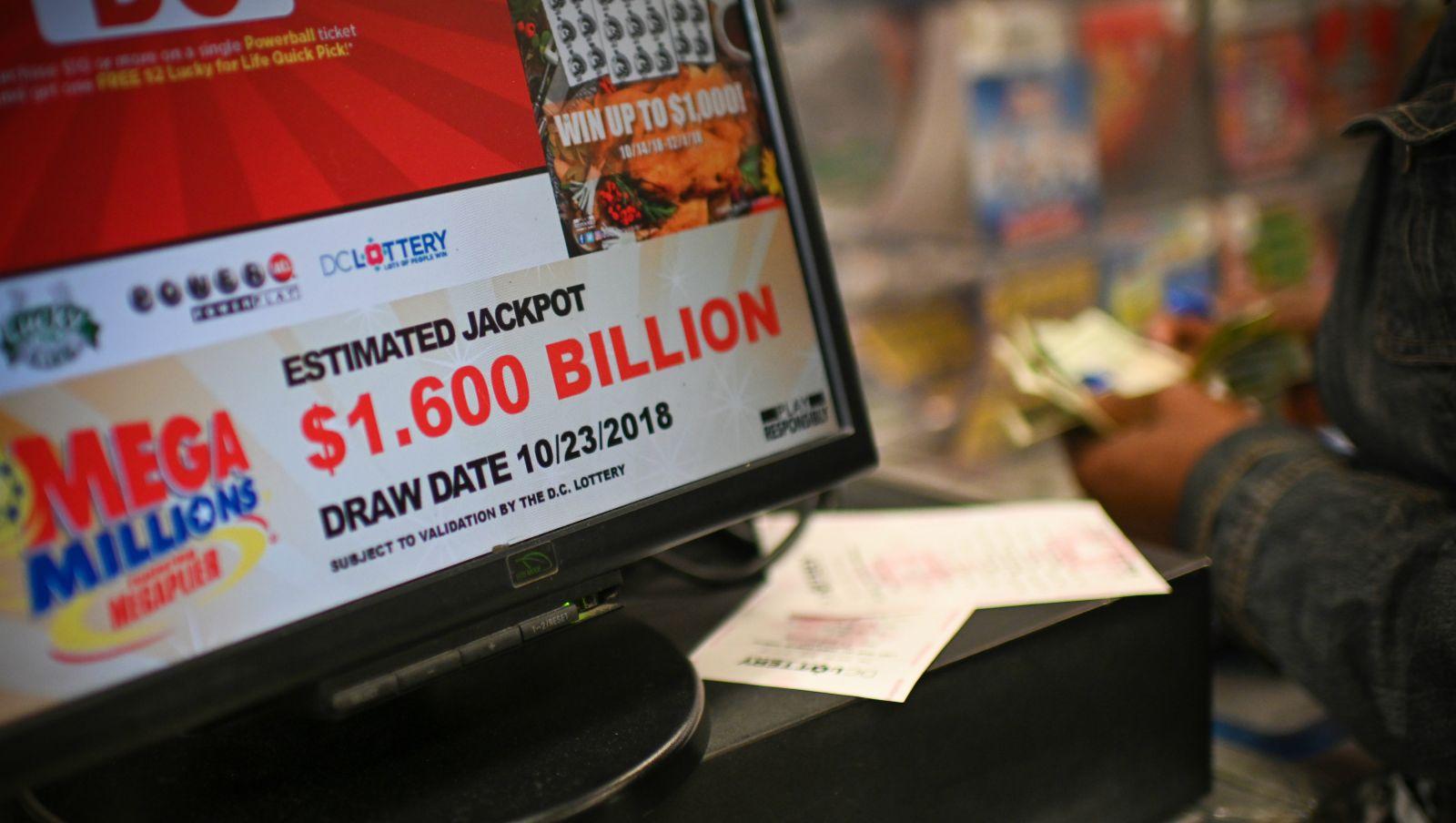 Giải sổ xố độc đắc kỷ lục Mega Millions 1,6 tỷ USD đã có chủ