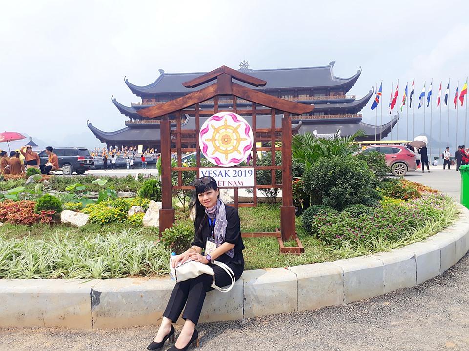Nhà văn Võ Thị Xuân Hà: 'Hạnh phúc chính là con đường'!