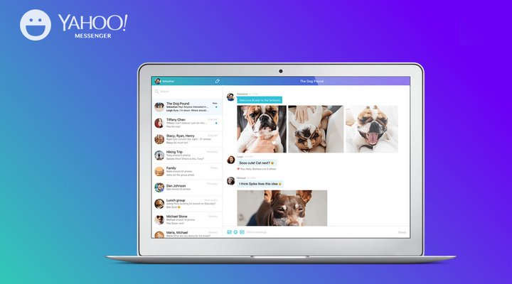Ứng dụng tin nhắn Yahoo Messenger chính thức bị khai tử sau ngày 17/7