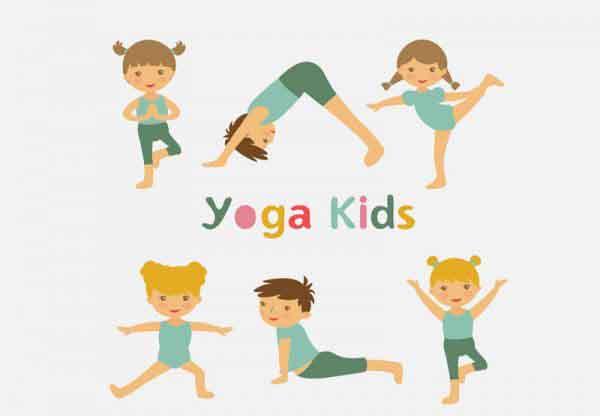 Trẻ em vẫn có thể thực hành Yoga tốt