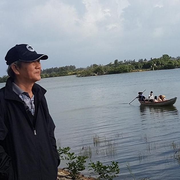 Nhà văn, nhà thơ, nhà giáo, nhà báo Từ Nguyên Thạch.