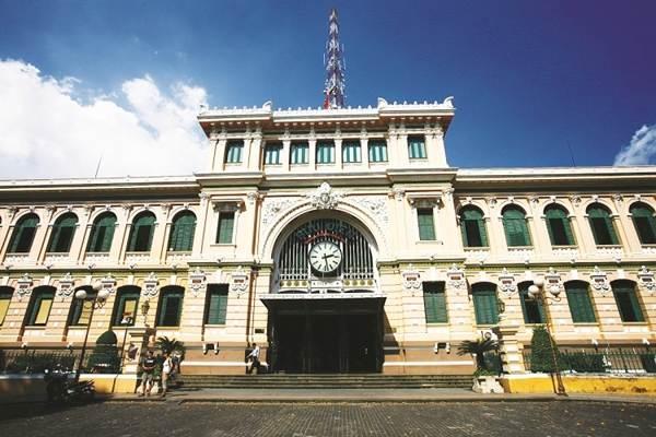 Bưu điện Thành phố (129 năm)