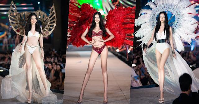 Nhà thiết kế Jessica gây sốc với đêm thi 'Người đẹp biển' HHVN 2020