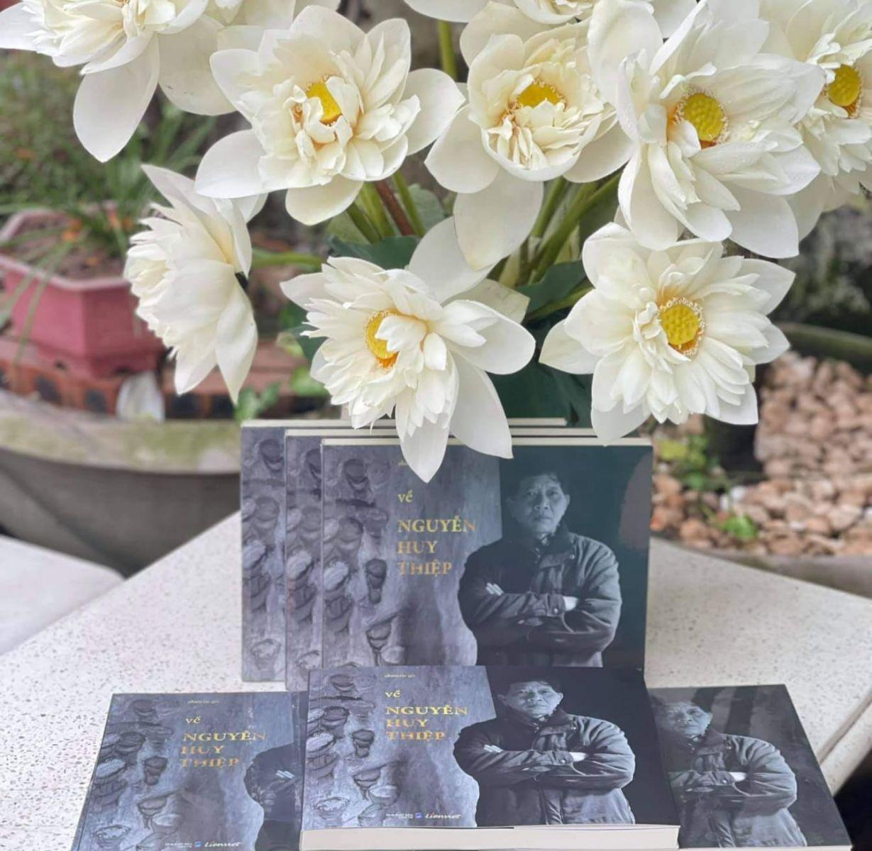 Giao lưu trực tuyến ra mắt tác phẩm 'Về Nguyễn Huy Thiệp'